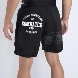 Pantalones cortos de NoGi Kombatch | Artes marciales