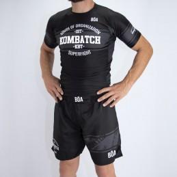 Pantalones cortos de NoGi Kombatch | para entrenamiento deportivo