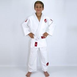 Judogi del equipo Rhinau club | de lucha
