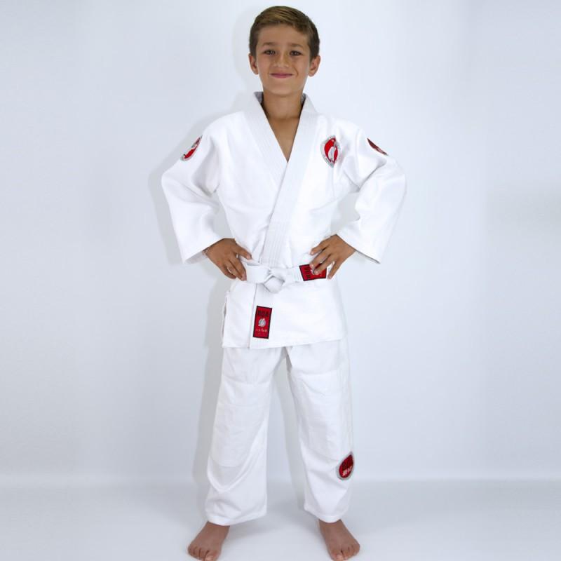 Judogi do clube de esportes Rhinau   de luta