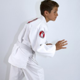Judogi del equipo Rhinau club | para deportes