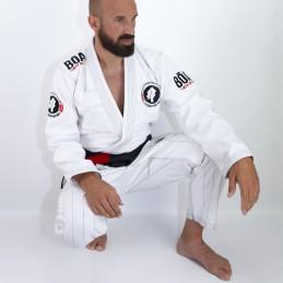 Kimono de jiu-jitsu brasileiro Toulouse Fight Club   de luta