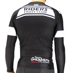 Rashguards Riders Fight Club