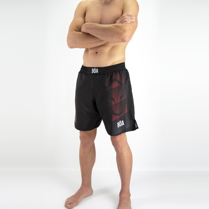 Fightshort de Nogi Team Raposa
