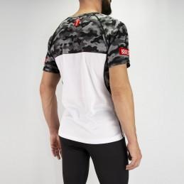Dry Shirt da Uomo Estilo   Arti marziali