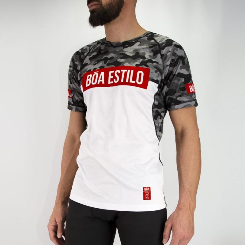 Dry Shirt da Uomo Estilo   di lotta