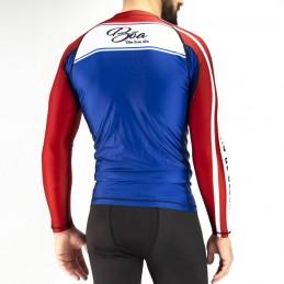 Rashguard para Hombre Dias de Luta Dias Gloria | para entrenamiento deportivo