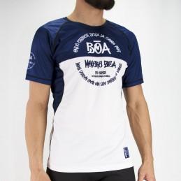 Moleke - T-Shirt Dry de MMA pour homme - Bōa Fightwear