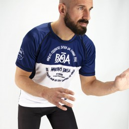 Рубашка мужская сухая Молеке | Боевые искусства