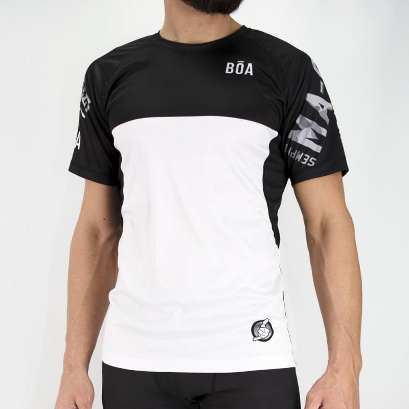 Рубашка мужская сухая МА-8R | борьбы