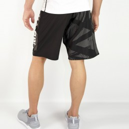 Sports shorts MA-8R - Black | for running