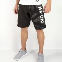 Sports shorts MA-8R - Black | for Sport