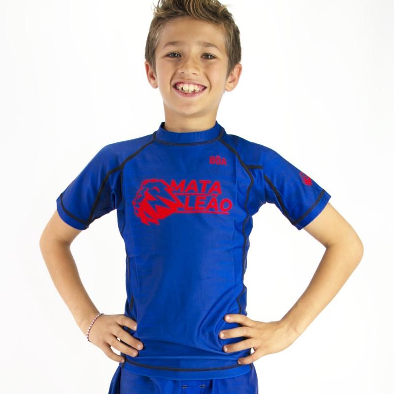 Mata Leão Rashguard für Kinder für Sport