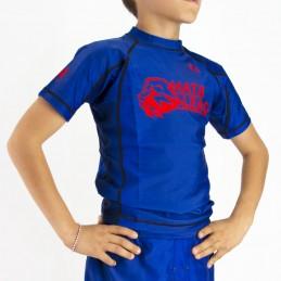 Rashguard para niños de Mata Leão | para entrenamiento deportivo