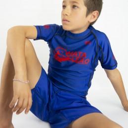 Rashguard para crianças Mata Leão | para o esporte