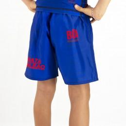 Shorts de luta Nogi Criança Mata Leão | para o esporte