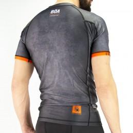 Luta Livre Short Sleeve Rashguard | for Sport
