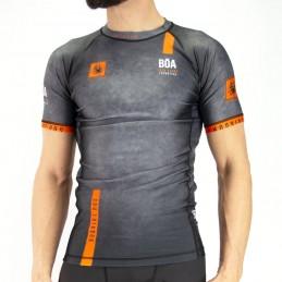 Luta Livre Short Sleeve Rashguard | of combat