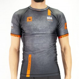 Luta Livre Short Sleeve Rashguard | competition