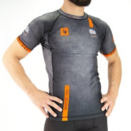 Luta Livre Short Sleeve Rashguard | physical exercise