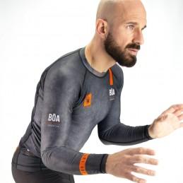 Rashguard a manica lunga Luta Livre | per lo sport
