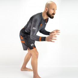 Luta Livre Long Sleeve Rashguard | physical exercise