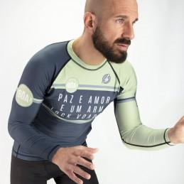 Rashguard Herren Curitiba Kampfsportarten