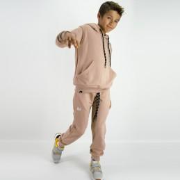 Детский спортивный костюм Esportes - Camel   для бега