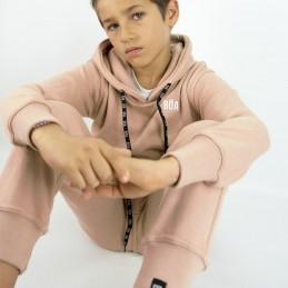 Детский спортивный костюм Esportes - Camel