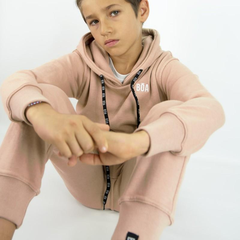 Esportes Child Tracksuit - Camel | for Sport