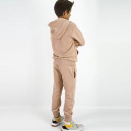 Chándal infantil Esportes - Camel | practicar deporte