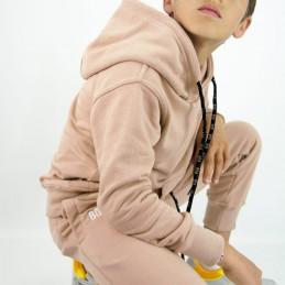 Fato de treino infantil Esportes - Camelo   Artes marciais