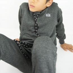 Esportes Child Tracksuit - Charcoal | sportswear