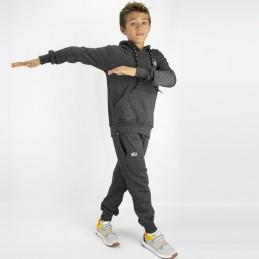 Детский спортивный костюм Esportes - Темно-серый | для бега