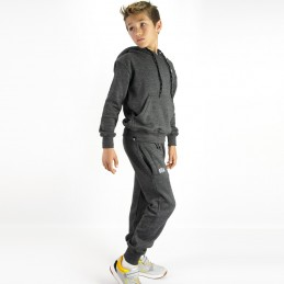 Esportes Child Tracksuit - Charcoal | streetwear