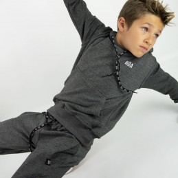 Детский спортивный костюм Esportes - Темно-серый