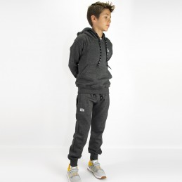 Esportes Child Tracksuit - Charcoal | fitness