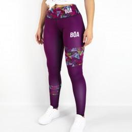 Leggings da Donna Aventureira | palazzetto dello sport