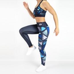 Legging Femme Sem Limites | pour le running