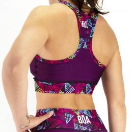 Brassiere de Sport Femme Aventureira | pour le fitness