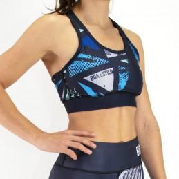 Sutiã de fitness para Mulher Sem Limites   para fitness