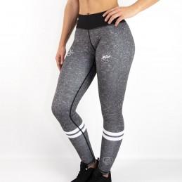 Legging femme Estilo - Noir | pour le sport