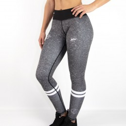 Leggings Damen Estilo - schwarz | für Sport