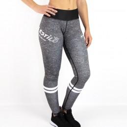 Legging femme Estilo - Noir | pour le fitness