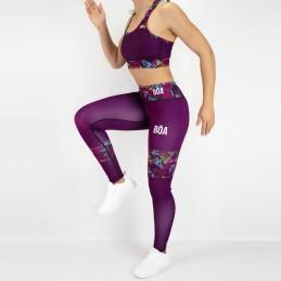 Roupa feminina aventureira | para fitness