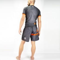 Ropa Luta Livre Esportiva - M / Corto   para deportes