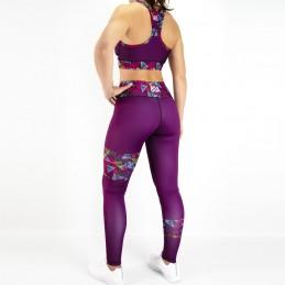 Conjunto de mujer aventureira | para fitness