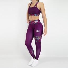 Aventureira - Tenue femme de sport seventies - Bōa Fightwear