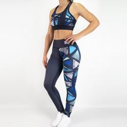 Sem Limites - Roupa de treino cruzado feminino - Bōa Fightwear
