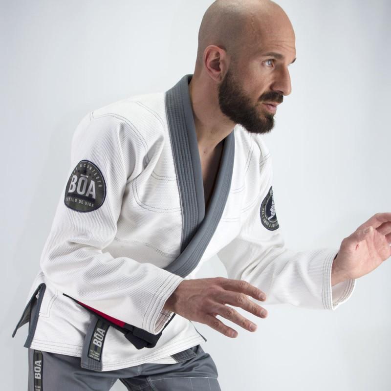 Мужское бжж-кимоно Faca Acontecer   практика бразильского джиу-джитсу